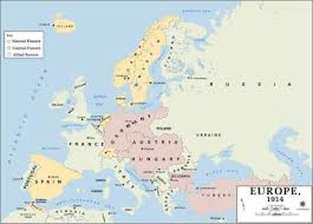 Europe pre ww1 and post ww1 the history of world war 1 europe pre world war 1 europe post world war 1 gumiabroncs Image collections